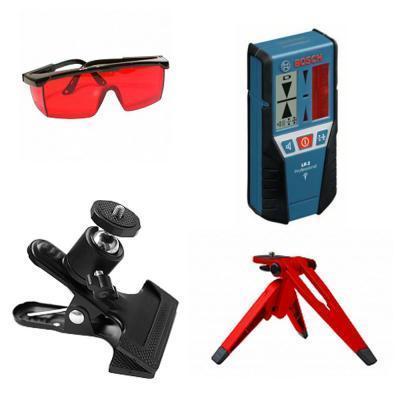 Аксесуары для лазерных нивелиров и дальномеров