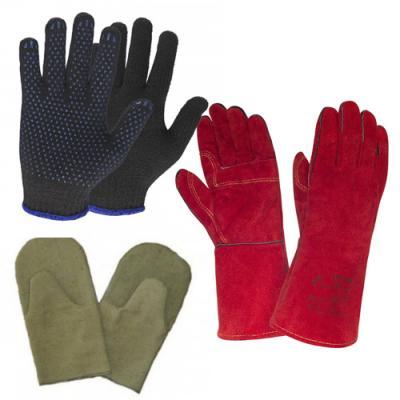 Перчатки, рукавицы, краги