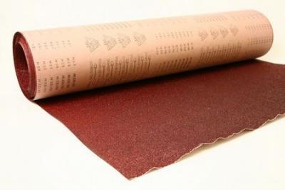 Шлифовальная шкурка на ткани