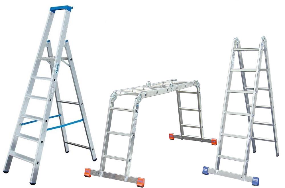 лестницы и стремяноки от компании KRAUSE
