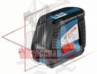 Нивелир лазерный 20м BOSCH GLL 2-50 (20 м, точн. 0,3 мм, 2 плоскости)