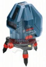 Нивелир лазерный 15м BOSCH GLL 3-15 X (15 м, точн. 0,2 мм, 3 плоскости)