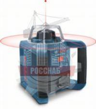 Нивелир лазерный ротационный BOSCH GRL 300 HV (60 м, точн. 0,1 мм)