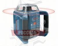 Нивелир лазерный ротационный BOSCH GRL 400 H (20 м, точн. 0,08 мм)