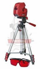 Нивелир лазерный 10м CONDTROL EFX Set  (10 м, точн. 0,4 мм, 2 плоскости)
