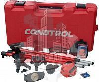 Нивелир лазерный 20м CONDTROL MX2 Profi Set (20 м, точн. 0,3 мм, 2 плоскости)