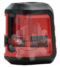 Нивелир лазерный 10м INFINITER CL (10 м, точн. 0,5 мм, 2 плоскости)