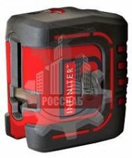 Нивелир лазерный 10м  INFINITER CL2 (10 м, точн. 0,4 мм, 2 плоскости)