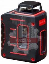 Нивелир лазерный 20м INFINITER CL360-2 (20 м, точн. 0,3 мм), 3 плоскости