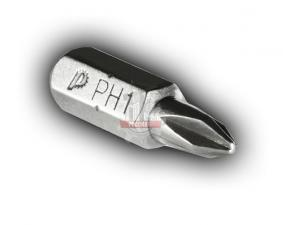 Бита PH-1 х 25 мм (2шт) ПРАКТИКА