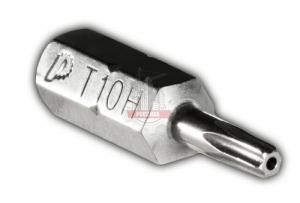 Бита Torx Tamper-10 х 25 мм (2шт) ПРАКТИКА