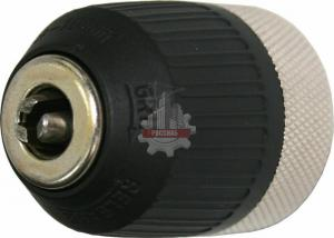 Патрон быстрозажимной 13 мм, M12 x 1.25 ПРАКТИКА
