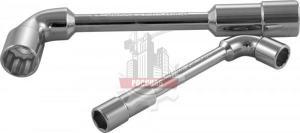 Ключ угловой проходной, 17 мм JONNESWAY