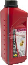 Масло 2-х тактное полусинтетическое  DDE (1л) красное