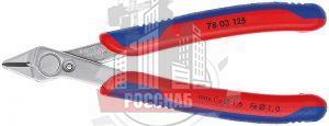Бокорезы 125 мм прецизионные Electronic Super Knips ® KNIPEX
