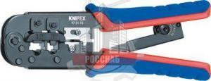 Инструмент для опрессовки штекеров типа Western KNIPEX
