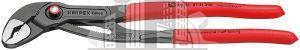 Клещи переставные 300 мм высокотехнологичные сантехнические клещи Cobra® QuickSet  KNIPEX
