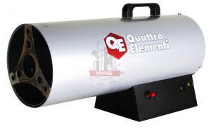 Нагреватель воздуха газовый QUATTRO ELEMENTI QE-20G (20кВт, 300 м.куб/ч, 1,4 л/ч, 5,4кг)