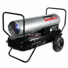 Нагреватель воздуха дизельный прямого нагрева QUATTRO ELEMENTI QE- 70D (70кВт, 620 м.куб/ч, бак 50л, 6.5л/ч, 33кг)