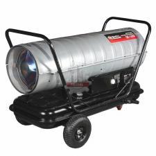 Нагреватель воздуха дизельный прямого нагрева QUATTRO ELEMENTI QE-120D (120кВт, 1600 м.куб/ч, бак 80л, 10л/ч, 55кг)