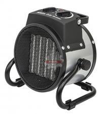 Нагреватель воздуха электрический QUATTRO ELEMENTI QE- 2000C (2кВт, 130 м.куб/ч, 220 В, режим вентилятора, керамический, 2кг)