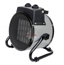 Нагреватель воздуха электрический QUATTRO ELEMENTI QE- 3000C (3кВт, 260 м.куб/ч, 220-240 В, режим вентилятора, керамический, 2.8кг)
