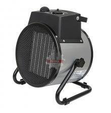 Нагреватель воздуха электрический QUATTRO ELEMENTI QE- 5000C (5кВт, 320 м.куб/ч, 220-240 В, режим вентилятора, керамический, 3.8кг)