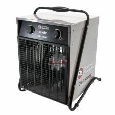 Нагреватель воздуха электрический QUATTRO ELEMENTI QE-15000 E (7.5 / 15кВт, 380В-3ф, 1400 м3/час)