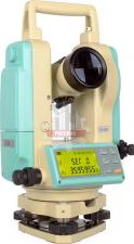 Теодолит электронный RGK T-02 ЛЦУ (с лазерным целеуказателем) с поверкой