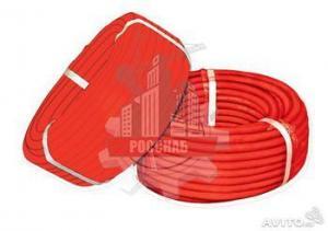 Рукав кислородный   d 9, 40м, красный.