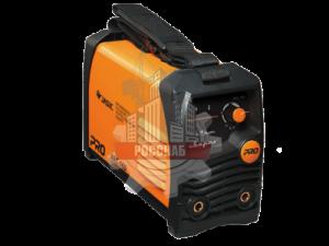 Сварочный аппарат инверторный ARC 200 REAL (Z238N) 160А, до 4,0мм, 4,3кг, 160-270В СВАРОГ REAL