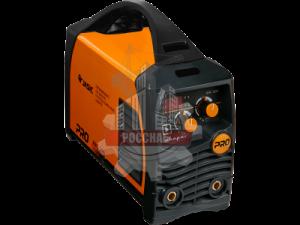 Сварочный аппарат инверторный ARC 200 (Z209S) 200А, до 5мм, 5,2кг, 220В СВАРОГ PRO