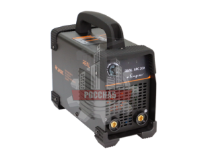 Сварочный аппарат инверторный ARC 200 (Z238) 200А, до 4мм, 4кг, 160-270В BLACK СВАРОГ Real