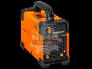 Сварочный аппарат инверторный ARC 200 (Z238) 200А, до 4мм, 4кг, 160-270В СВАРОГ Real