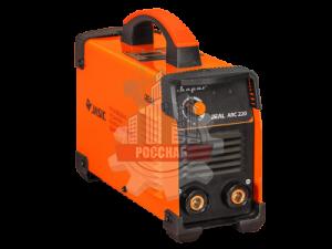 Сварочный аппарат инверторный ARC 220 (Z243) 220А, до 5мм, 4,1кг, 160-270В СВАРОГ Real