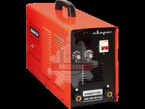 Сварочный аппарат инверторный ARC 250 (R112) 225А, до 5мм, 17кг, 220В СВАРОГ STANDART