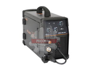 Сварочный полуавтомат, инвертор MIG 200 (N24002) 200 А, 0,6-1,0мм, 160-270В  BLACK СВАРОГ REAL
