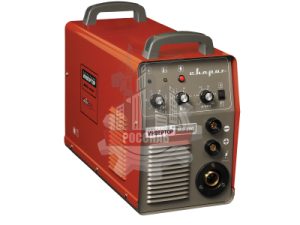 Сварочный полуавтомат, инвертор MIG 250 (J46) 200 А, 0,6-1,0мм,220В СВАРОГ STANDART
