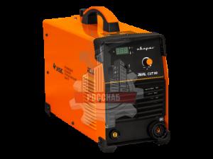 Инверторный аппарат для воздушно-плазменной резки CUT 90 (L205) 380В, 20–80 А, ПН 60%, 15 кВА, Hрез до 30 мм, 17,4кг СВАРОГ
