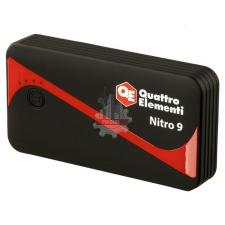 Пусковое устройство  9 (12В, 9000 мАч, 450 А, USB, LCD - фонарь) QUATTRO ELEMENTI Nitro