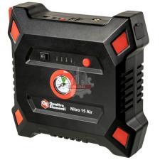 Пусковое устройство 15 Air (12В, 15000 мАч, 600 А, Компрессор, USB, LCD - фонарь) QUATTRO ELEMENTI Nitro