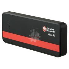 Пусковое устройство 22 (12В, 22000 мАч, 700 А, USB, LCD - фонарь) QUATTRO ELEMENTI Nitro