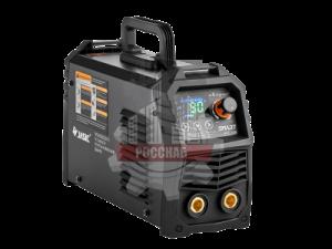 Сварочный аппарат инверторный ARC 200 BLACK (Z28303) 200А, до 4,0мм, 3,8кг, 140-270В СВАРОГ Real