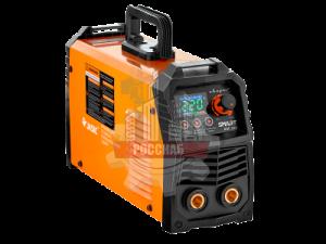 Сварочный аппарат инверторный ARC 220 REAL SMART(Z28403) 220А, до 5,0мм, 4.2кг, 130-270В СВАРОГ Real