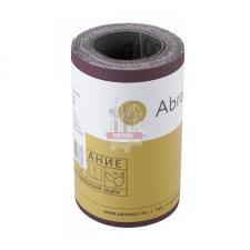 Шкурка шлифовальная (наждачная) AS2308 на тканевой основе водостойкая 100мм Р80 рулон 3м
