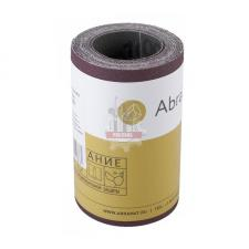 Шкурка шлифовальная (наждачная) AS2310 на тканевой основе водостойкая 100мм Р100 рулон 3м
