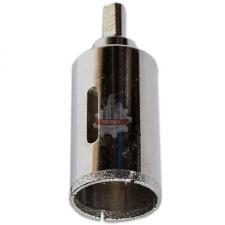 Коронка алмазная по стеклу и кафелю 30 мм Strong