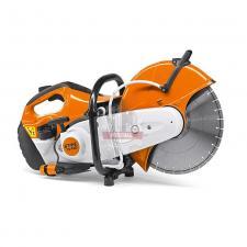 Бензорез диск 350 мм STIHL TS 420 (66,7 см³, 3,2 кВт, 9,5 кг, диск 350 мм, глубина реза 125мм)