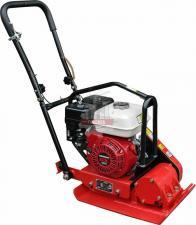 Виброплита  62 кг DDE VP60-HK (Honda GX160.5,5 л.с.,плита 500х360 мм,450 кв.м./час, 62 кг.КОЛЕСА)