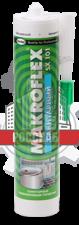 Герметик силиконовый SX101 санитарный белый (85мл) MAKROFLEX